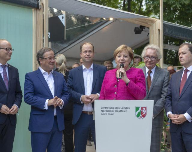 Sommerfest 2018 Von Regionen Nrw In Berlin Regionalmanagement Dusseldorf Kreis Mettmann